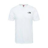The North Face - Simple Dome Tee (White)