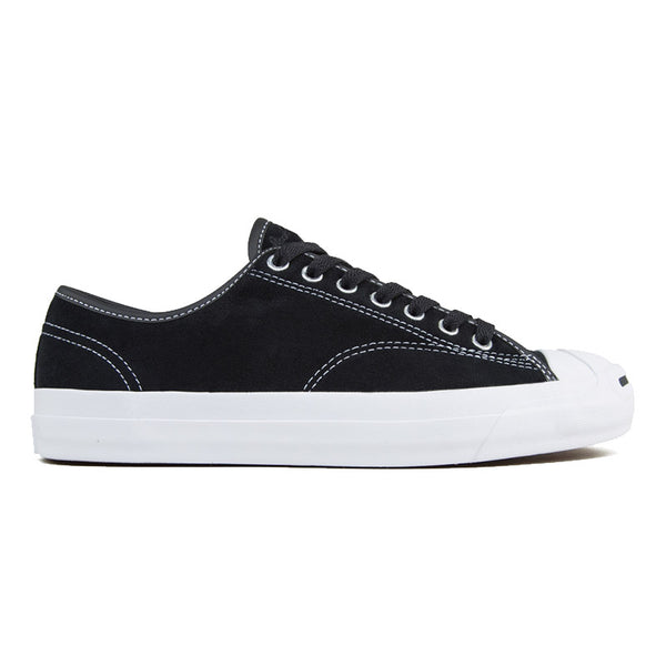 Converse CONS - Jack Purcell Pro Core Suede (Black/White)