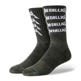Stance - Metallica Crew Sock (Black)