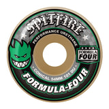 Spitfire - Formula Four 101D Conical Wheel (Grn Print)