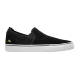 Emerica - Wino G6 Slip On (Black/White/Gold)