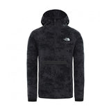 The North Face - Varuna Windshirt (Asphalt Grey/Grunge Print)