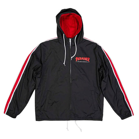 Thrasher - Godzilla Track Jacket (Black)