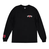 Thrasher - Racing LS Tee (Black)