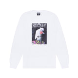 Hockey - Happy Place LS Tee (White)
