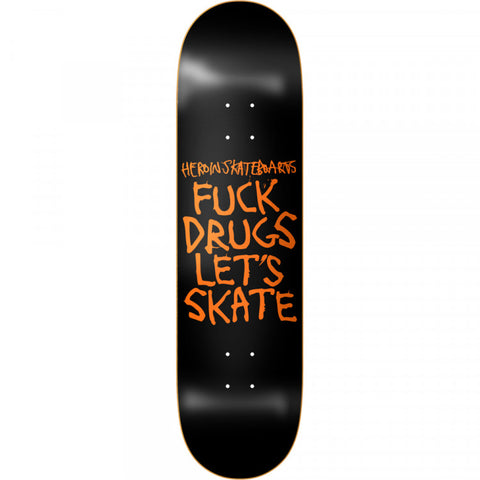 Heroin - Fuck Drugs Deck