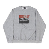 Hockey - Allens Inferno Crewneck (Ash)
