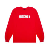 Hockey - Missing Kid LS Tee (Red)