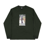 Hockey - Neighbour LS Tee (Green)