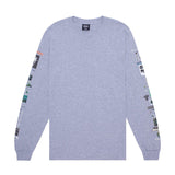 Hockey - Summoned LS Tee (Grey Heather)