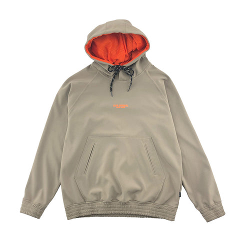 Leaf Apparel - Leaf Cape Town Hydrophobic Hood (Charcoal)