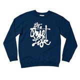 The Quiet Life - Cody Script Crew (Navy)