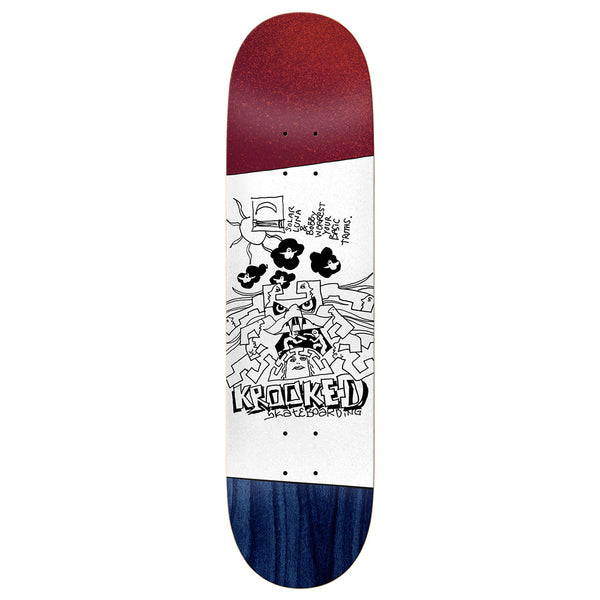 Krooked - Worrest Truth TT Slick Deck