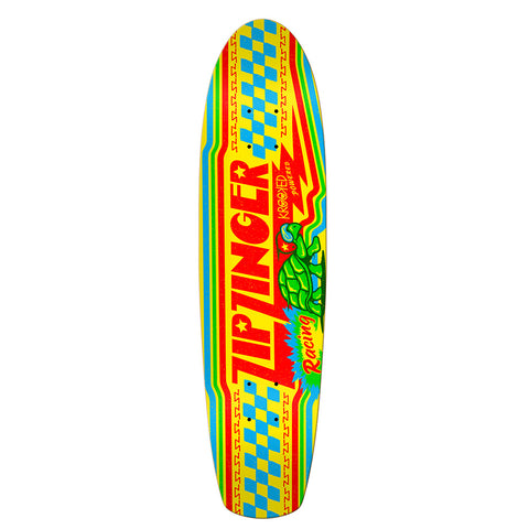 Krooked - Zinger Racing Cruiser Deck