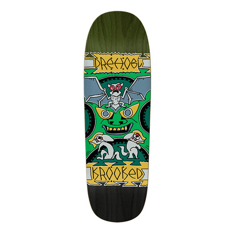 Krooked - Drehobl Bat Deck