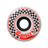 Krooked - Zip Zinger 80HD Wheel (White)