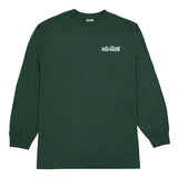 Alltimers - Late LS Tee (Forest Green)