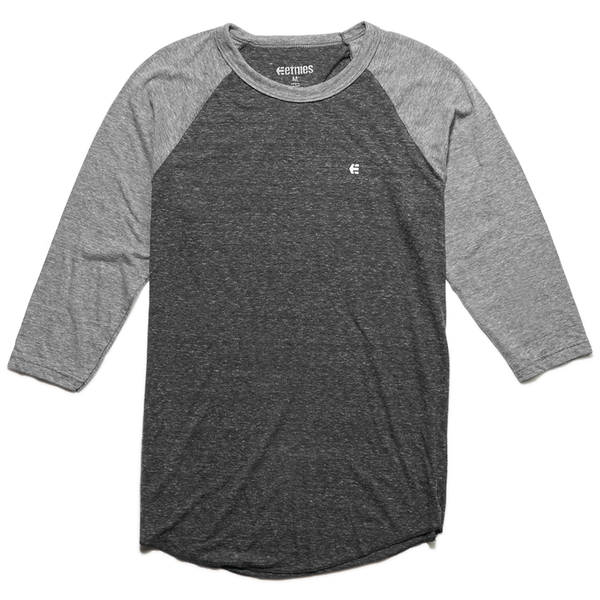 Etnies - Lead Off Raglan (Grey/Grey)