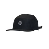 Linear - Plato 5 Panel Hat (Black)