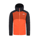The North Face - Stratos Jacket (Acrylic Orange/Black/Picante Red)