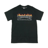 Thrasher - Scorched Outline Tee (Black)