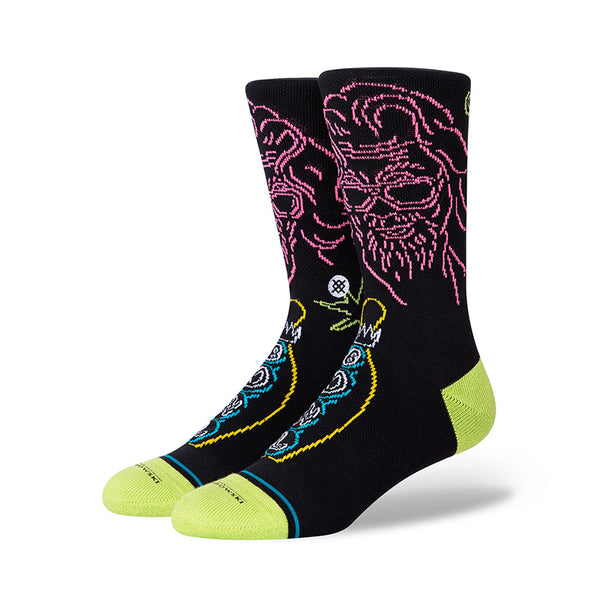 Stance - Mark It Zero Crew Sock (Black)