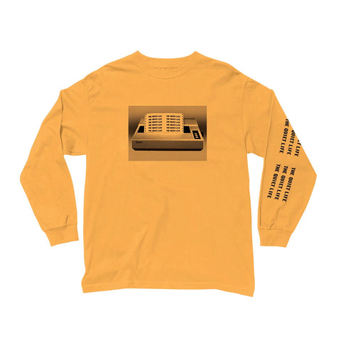 The Quiet Life -  Matrix LS Tee (Gold)