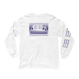 The Quiet Life - Matrix LS Tee (White)
