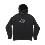 The Quiet Life - Mechanic Logo Hood (Black)