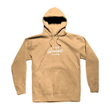 The Quiet Life - Mechanic Logo Hood (Sand)