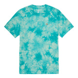 Converse - Tie Dye Embroidered Tee (Harbor Teal)