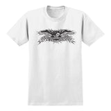 Anti Hero - Hesh Eagle Tee (White/Black)