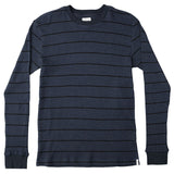 RVCA - Neutral Thermal LS Tee (Indigo)