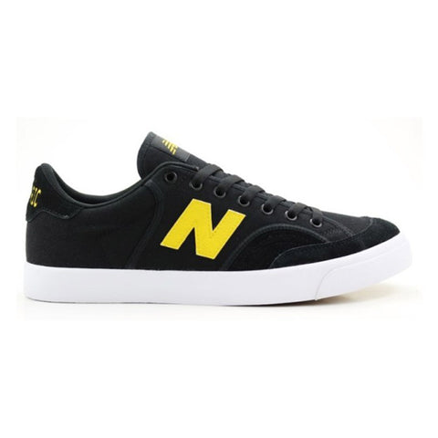 New Balance Numeric - 212 (Black/Yellow)