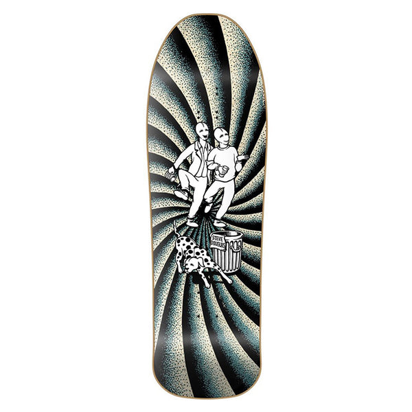 New Deal - Douglas Chums Shaped Deck