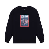 Hockey - Nik Stain LS Tee (Black)