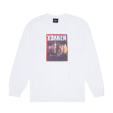 Hockey - Nik Stain LS Tee (White)
