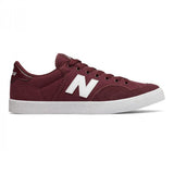 New Balance Numeric - 212 (Burgundy/White)