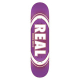 Real - Oval Burst PP Deck