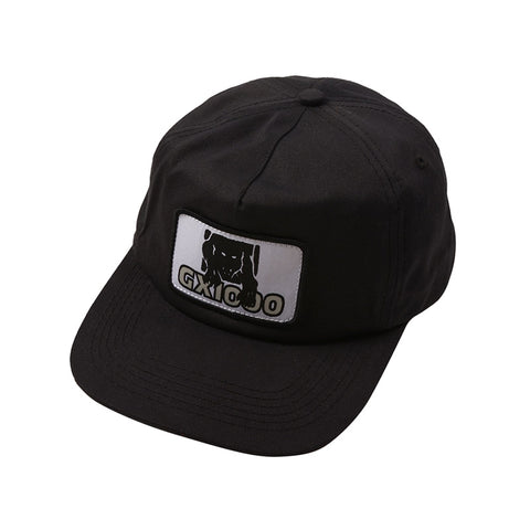GX1000 - Panther 6 Panel Hat (Black)