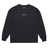 Polar Skate Co. - Default LS Tee (Black)