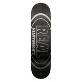 Real - Heavyweight Deck (Black)