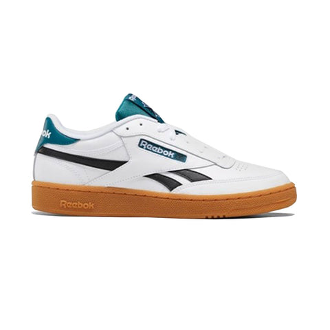 Reebok - Club C Revenge (White/Black/Heritage Teal)