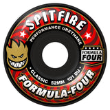 Spitfire - F4 Classic 101D Wheel (Black/White/Red)