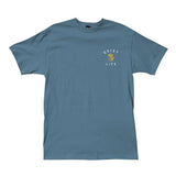 The Quiet Life - Shhh Logo Tee (Slate)
