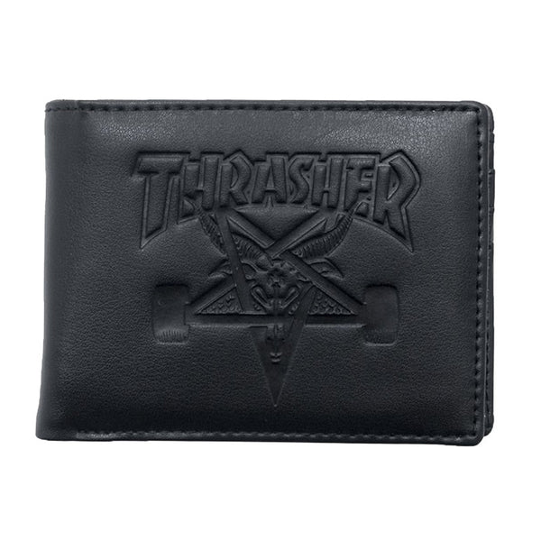 Thrasher - Skate Goat Leather Wallet
