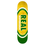 Real - Dual Oval Slick Deck