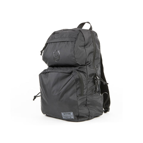 Spitfire - Burn Division Packable Bag (Black)
