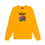 Hockey - St. Kev LS Tee (Bright Gold)