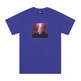 Hockey - Side Two Tee (Cobalt)
